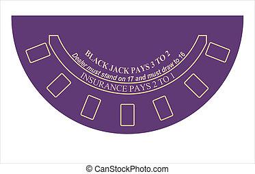 black jack table layout - casino black jack table layout...