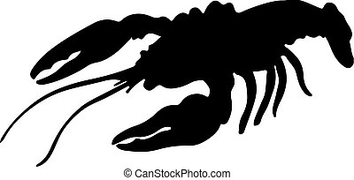 Black and white silhouette of cancer