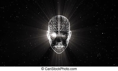 luminous wisdom.Abstract background for different events and...