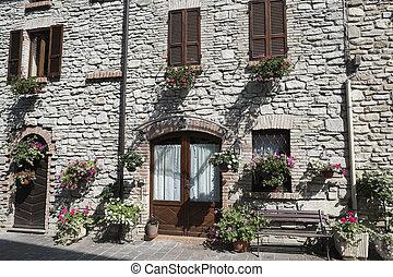 Nibbiano (Piacenza, Italy) - Nibbiano (Piacenza,...