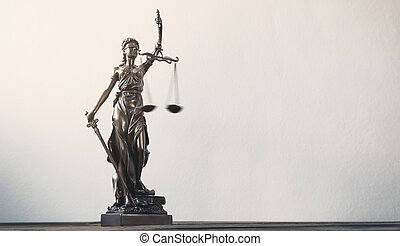 Statue of justice - The Statue of Justice - lady justice or...