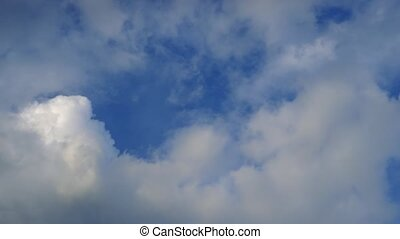 Calm And Puffy Clouds - Graded version. Watch also for the...