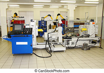 machine tool - The image of machine tool for the repairing...