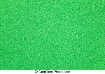 Green surface of Microfiber cloth. - Green surface of...