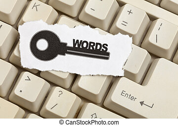 keywords, concept of Internet Searching