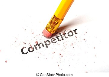 competição