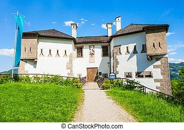 St. Francis Franziskischloessl, Salzburg - St. Francis...