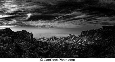First Light Over Juniper Canyon - Stunning sunrise over...