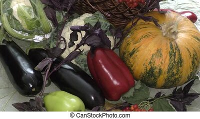 Fresh and ripe vegetables sold at the Bazaar