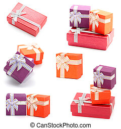 Gift boxes collection