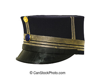 Military hat