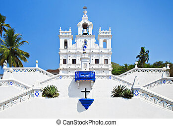 Our Lady of the Immaculate Conception Church, Goa, India