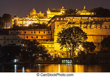 Udaipur City Palace in Rajasthan is one of the major tourist...