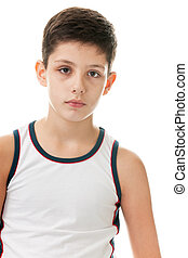 Athletic boy