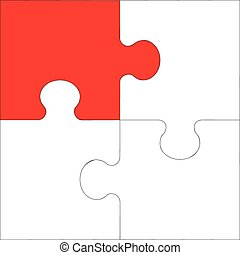 Abstract puzzle 09