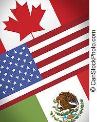 Nafta canada usa mexico