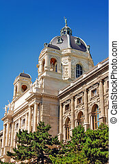 Museum in Vienna, Austria - Photo of museum in Vienna,...