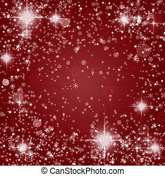 Abstract Christmas background - Abstract Christmas...