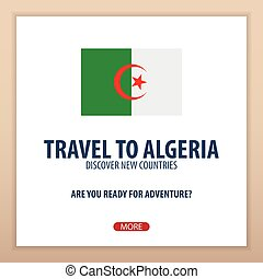 Travel to Algeria. Discover and explore new countries....