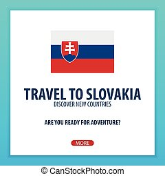 Travel to Slovakia. Discover and explore new countries....