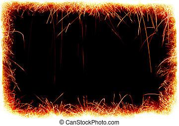 Sparkling Frame