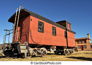 Caboose - Railroad Car