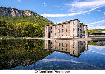 Trento Palazzo delle Albere - Trentino Alto Adige region -...