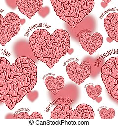 Vextor seamless pattern. Happy Valentine s Day - Vextor...