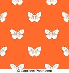 Black butterfly pattern seamless - Black butterfly pattern...