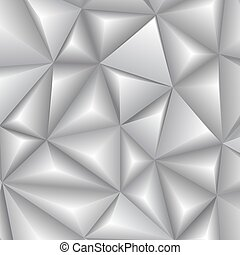 vector illustration abstract 3d geometric polygonal triangle pattern