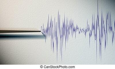 Seismograph.  - Seismograph.