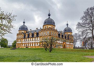 Schloss Seehof, Germany - Palace (Schloss) Seehof was built...