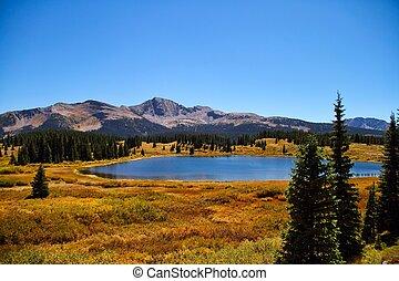 Rocky Mountain Lake