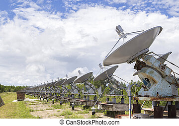 Solar Observatory in Eastern Siberia - 24-hour tracking of...
