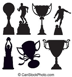 Trophy Silhouettes