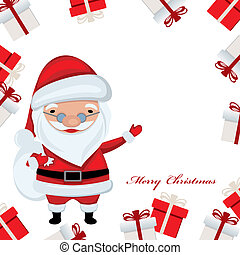 Santa Claus - This graphic is santa claus Illustration...