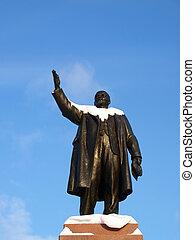 Lenin         - Lenin monument