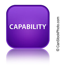 Capability special purple square button - Capability...