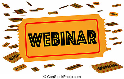 Webinar Tickets Passes Registration Online Learning Training...