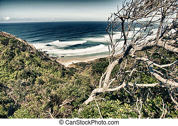 Coast of Byron Bay, Australia