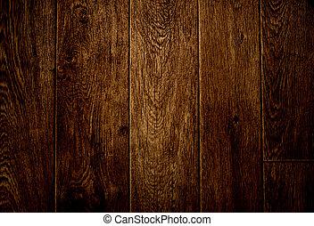 textura, -, viejo, de madera, tablas