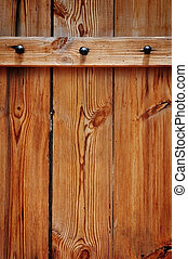 Old wooden texture detail