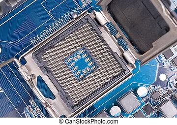 CPU, presa