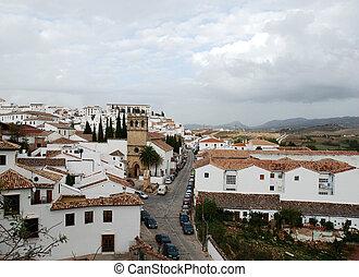 Cityview on Ronda - Cityview on picturesque Ronda,...