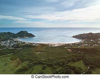 San juan del sur ocean bay