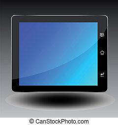 Tablet, mivvy - New vector od tableb