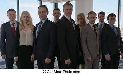 Business people team - Portrait of business people people...