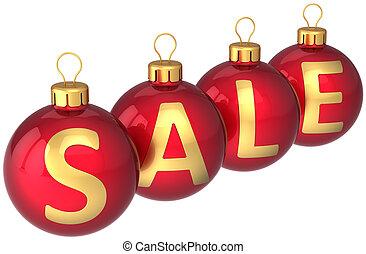 Christmas Sale decoration (Hi-Res)