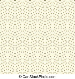 Seamless Vector Abstract Pattern - Geometric vector pattern...