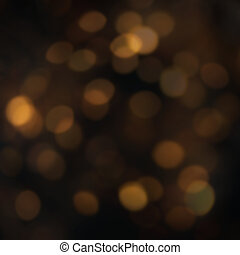 Abstract Shining Party Background with Sparkling Lights and...